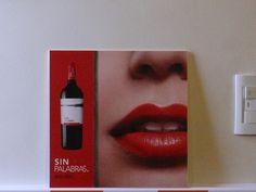 Cartel para punto de venta impreso en vinilo mate full color calidad fotográfica aplicado sobre PVC espumado de 4mm. Diseño Estudio Cuadra, impresión y terminación Gráfica X