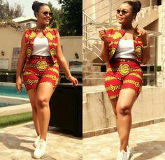 African Print Jumpsuit, African Print Dresses, African Print Fashion, Africa Fashion, African Dress, African Attire, African Wear, Moda Afro, African Princess