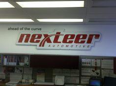 Nexteer Wall Graphics