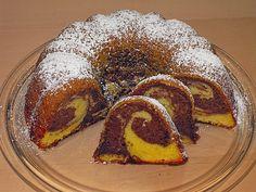 Becherkuchen mit nutella