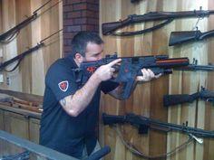 Kriss Vector Modify - Total Recall (Sons Of Guns)