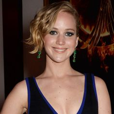 Pin for Later: Jennifer Lawrence Is the Belle of the Mockingjay Ball