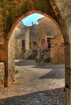 La Couvertoirade, Languedoc-Roussillon