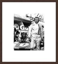 Michael Delaney (Steve McQueen) - Lee H. Katzin - Schilderijen, fotografie, fotokunst online bij LUMAS