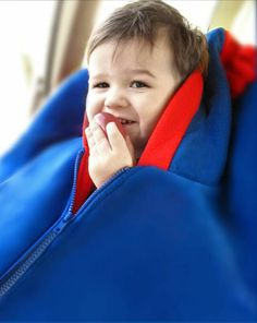 For a Convertible Car Seat, the Car Seat Poncho - the safe alternative to a bulky winter coat;  $39