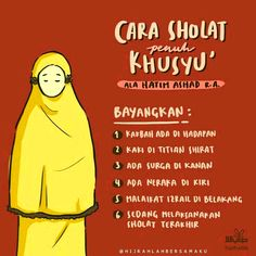 Tips agar sholat khusyu' Hijrah Islam, Doa Islam, Reminder Quotes, Self Reminder, Positive Quotes, Motivational Quotes, Moslem, Islamic Quotes Wallpaper, Religion Quotes