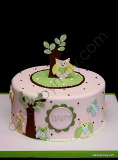 Baby Shower Cake by Cakes by Mylene #timelesstreasure