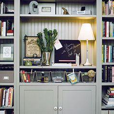 Built Ins: Making Good Use Of Space. Living Room IdeasLiving Room Storage Simple ...