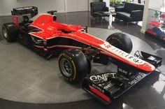 Auctions: Buy pieces of Marussia's F1 operations at auction and start your own team