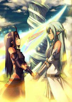 Sword art online 2 Asuna
