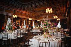 Hermitage Hotel Nashville Wedding from Kristyn Hogan. gorgeous Nashville wedding