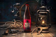 BIRBANT Red AIPA on Behance