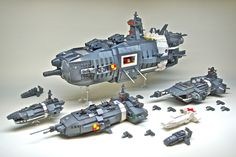 #Lego #Spaceship