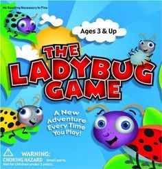 We STILL play this one and our oldest is nearly 7--we love aphids!