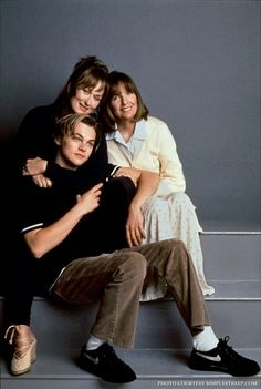 "With ""Marvin's Room"" co stars Diane Keaton and Leo DiCaprio      									  									  									  									  									  										Leonardo DiCaprio  									  									  									  									  									  										Marvin's Room"