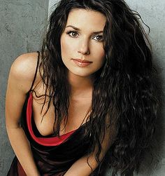 Beautiful Women Over 40 - Shania Twain