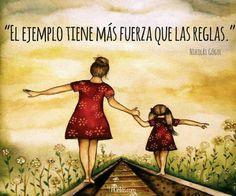 #Ejemplo #frases. madre
