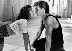 Patrick Swayze and Jennifer Grey in a scene from the film 'Dirty Dancing' 1987 Jennifer Grey, Love Movie, Movie Stars, Movie Tv, Patrick Swayze, 80s Movies, Great Movies, New Retro Wave, Films Cinema