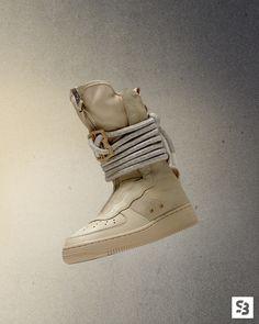 Wmns Air Force 1 Hi SF by blog.sneakerando.com sneakers sneakernews StreetStyle Kicks adidas nike vans newbalance puma ADIDAS ASICS CONVERSE DIADORA REEBOK SAUCONY