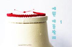 - ethnic bracelet DIY -   , Handmade bracelet   , Knot bracelet   , rainbow loom bracelet