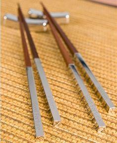 Silver #chopsticks #japangoboulder