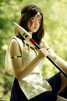 It's Princess Mononoke [Cosplay]