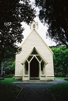 Christ Church, Taita, Wellington. Small quaint chapel, seats 75 MAX. $450 hire. Ceremony only. It is situated near/in an industrial zone.
