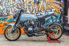 Suzuki GS 750 customized #tekoop #aangeboden in de groep van Motortreffer #motorentekoopmt #motortreffer #suzuki #suzukigs #suzukigs750 #suzukigs750customized #suzukicustom