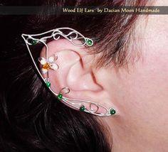 Wood Elf Ears (ear cuffs)