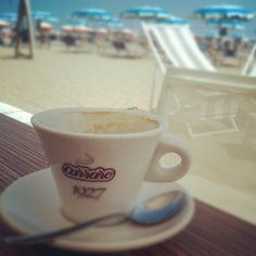 Coffee time in Rimini - Instagram by @FourJandals
