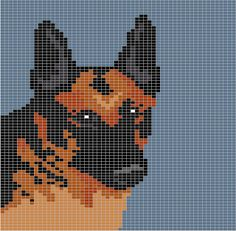 WitchWolfWeb Creations: German Shepherd Charts