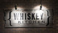 Whiskey Kitchen, the