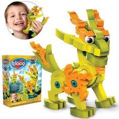 Dragon de la lumière Lightnix de Bloco Modèle: BC-13001  http://411buyitnow.com/fr/jeux-jouets/jouets/jeux-de-casse-tetes/dragon-de-la-lumiere-lightnix-bc-13001-de-bloco.html