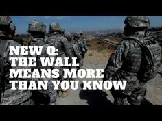 New Q April 4 - The Wall Means More than You Know - YouTube