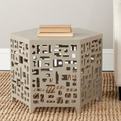 Corinth End Table