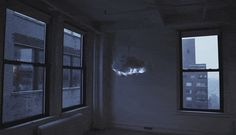 This Cloud Lamp Creates A Thunderstorm Inside Your Bedroom. And It's The Coolest Thing Ever