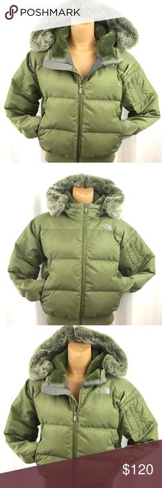 RARE 🚨The North Face Gotham Jacket -Attached, adjustable, insulated Split hood -Detachable faux fur trim -Warm velvet lined pockets  -550 Down fill  This is the unicorn of North Face Jacket!!  Condition-Like new worn only a 2 or 3 Times! The North Face Jackets & Coats Puffers
