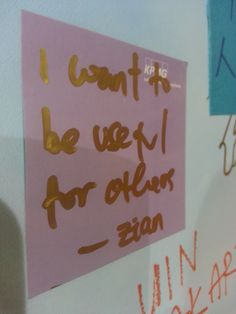 """""""I want to be useful for others"""" - #EnactusWorldCup, Beijing."""