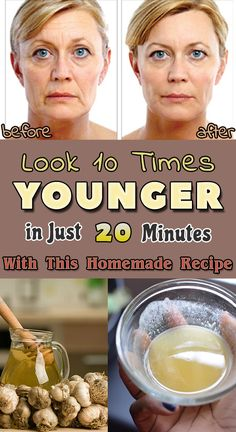 Look Younger in Just