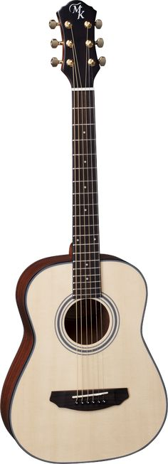 """Micheal Kelly Sojourn 6 Travel Guitar.  Arched back, truss rod & B-Band electronics. 22.8"""" scale neck.  Guitar is a tool. And if a tool seems too valuable for you to actually use it whenever and where ever, it can't really serve it's purpose which is to play and make music. I'd be reluctant to take Taylor GS Mini outside the house. YMMV."""