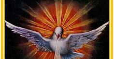 Espíritu Santo, amor del Padre y del Hijo te adoro, te alabo y te bendigo. Espíritu de caridad fuente inagotable de gozo y de ... Oracion A Santa Rita, Yoga Mantras, Prayers, Painting, Animals, Sully, Angeles, Spiritism, Amor