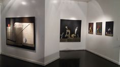 Exposición SILENCIO DE COLORES, Jorge Diciervo. En Galería Rubbers Internacional.