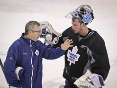 Avs' new goalie coach Francois Allaire sets his sights on revamping Varlamov - July 2013