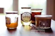 Du miel & de l'huile d'olive pour les cheveux - La Mouette