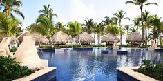 Indulge in the 9 restaurants, 13 bars, 4 swimming pools and more at Barcelo Bavaro Palace Deluxe... where everything is included. #gozengo #vacations #puntacana #dominicanrepublic