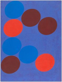 Untitled (from Ellipse Series) by Oli Sihvonen  (1921-1991)