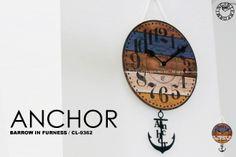 【INTERFORM】ANCHOR [アンカー]■振り子時計 | 壁掛け時計 【インターフォルム】