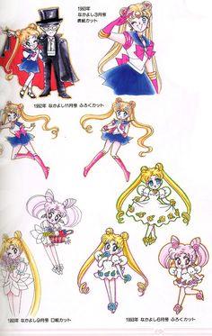 Sailor Moon by Naoko Takeuchi