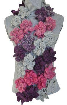 handbags and scarves crocheted super idea! | make handmade, crochet, craft