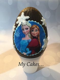 Different Cakes, Easter Chocolate, Easter Cookies, Cookie Designs, Egg Decorating, Easter Party, Amazing Cakes, Easter Eggs, Alice